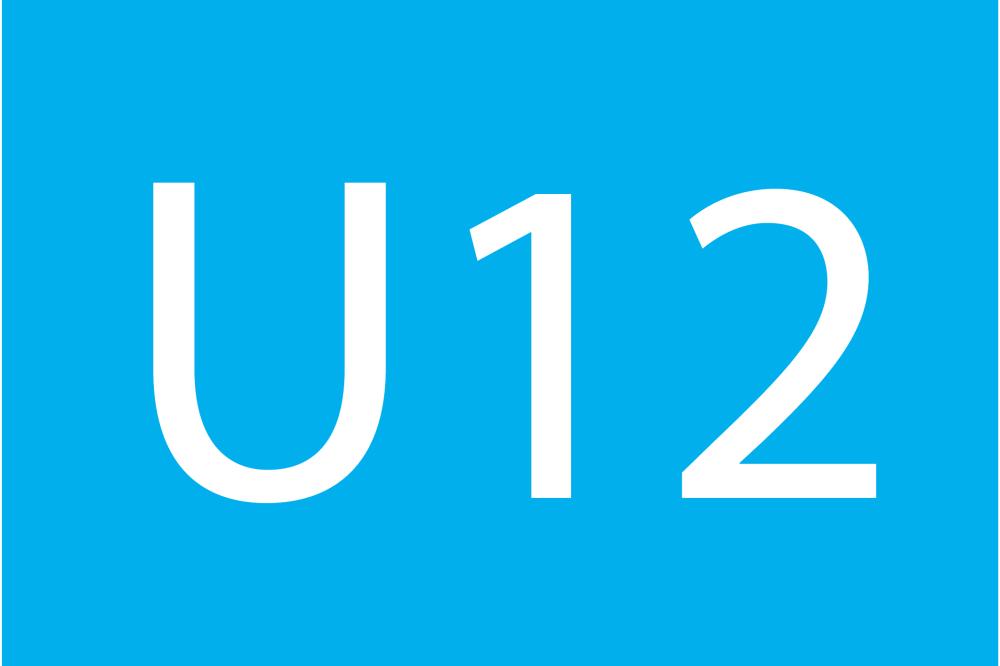 Equipe U12 - Programme prévisionnel semaine