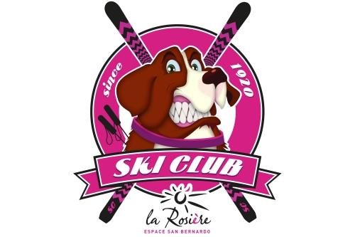 Voilà le Logo du club !
