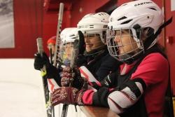 Séance de hockey U12