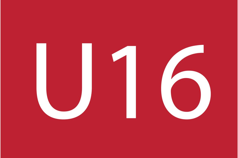 Programme U16 février !