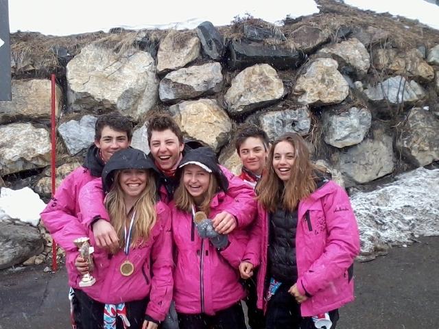 U16-U18 / Grand Prix SL aux Arcs / 28.03